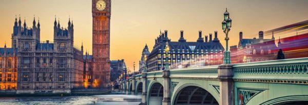رحلة لندن